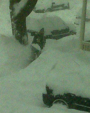 dr omed shoveling snow