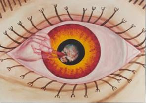Godly eye embryo jesus