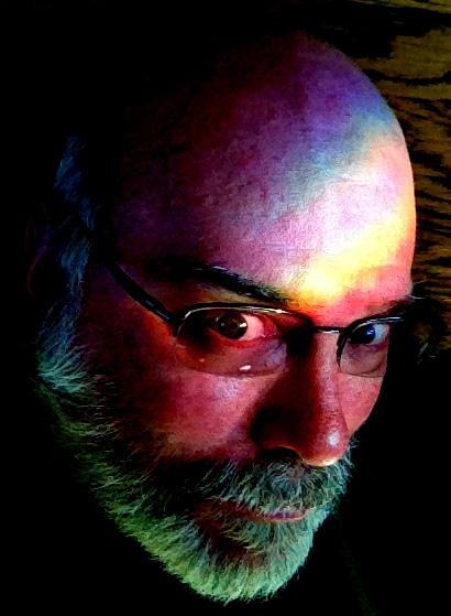 selfie rainbow dark twk