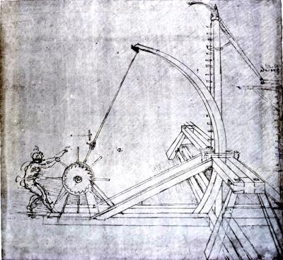 da vinci windlass catapult twk