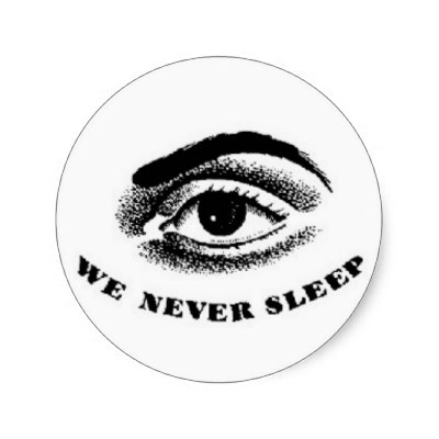 never sleep circle