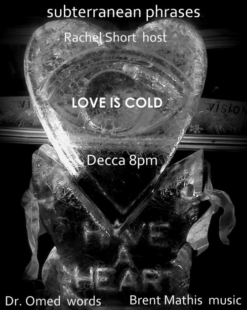 love is cold subphra poster