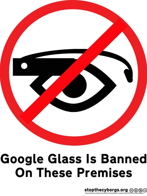 glass banned