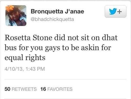 rosetta stone did not sit
