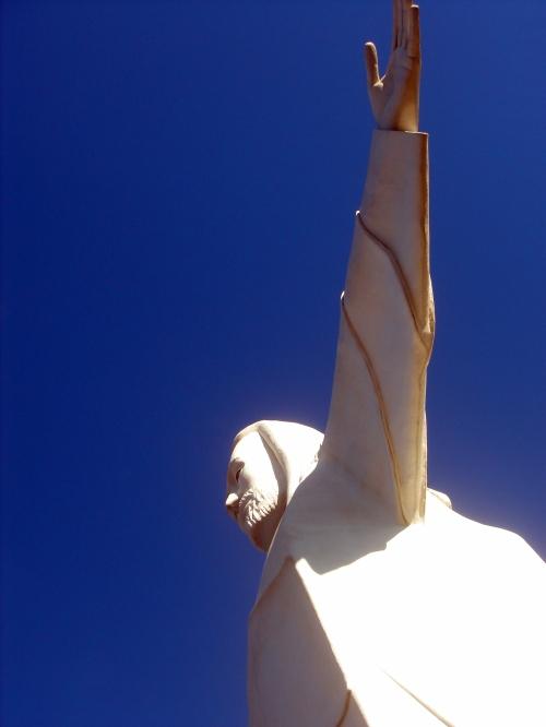 jesus silo left arm