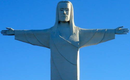 jesus silo stoned look crop twk
