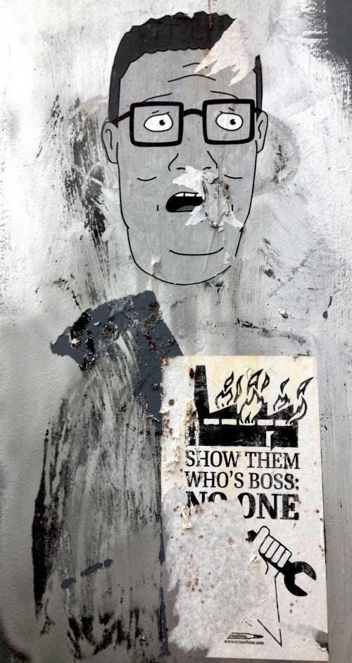Show them boss