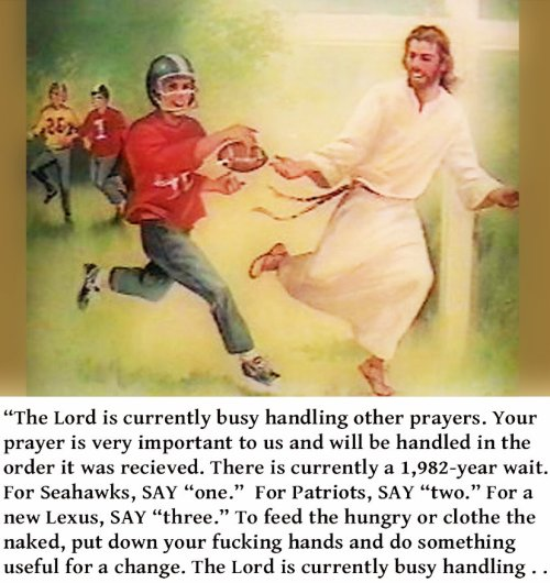 drop kick jesus prayer delays ort crop
