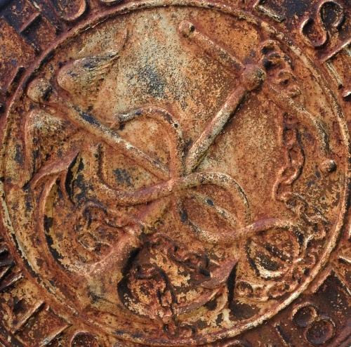 anchor caduceus con