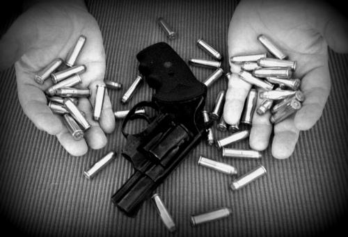 bullets from heaven