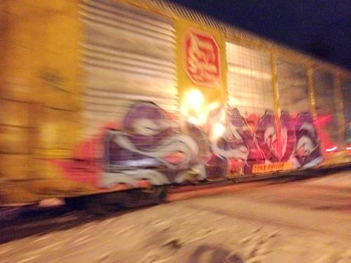 rail graf fast blur 3 a