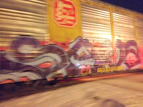 rail graf fast blur 3 b