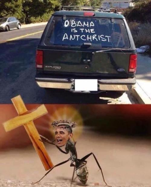 obama antchrist meme