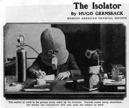 Gernsback Isolator