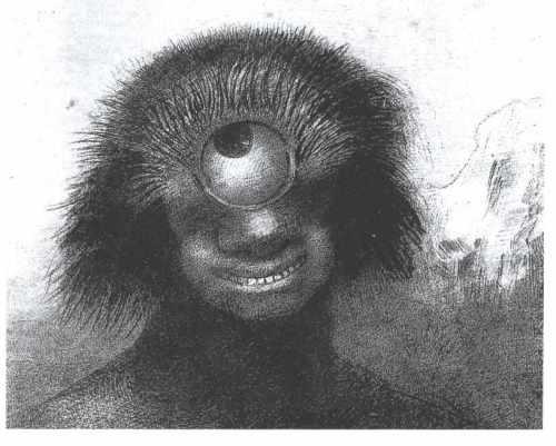 odilon redon cyclops