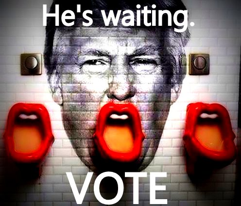 trump rolling stones lips urinal crop ort hes waiting vote