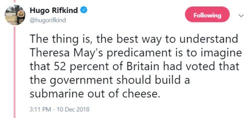 brexit cheese submarine tweet thread 1