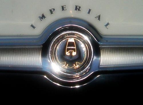 imperial chrome bumper