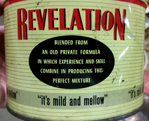 revelation mild and mellow