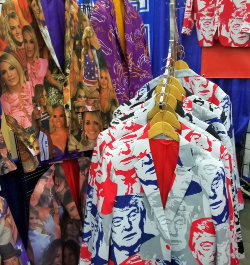 trump blazers ky state fair tcrop