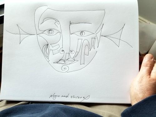 plague mask 1